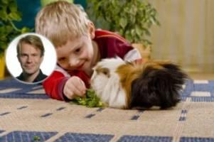 Papas & Opas: Wie man Kindern ein Haustier ausreden kann