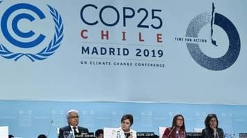 Delegierte zu Abschlusssitzung der UN-Klimakonferenz in Madrid zusammengekommen