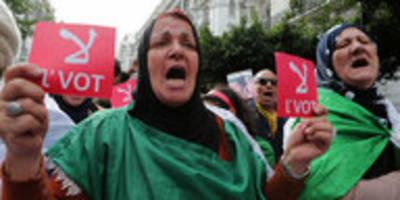 Algerien nach der Wahl: Neuer Präsident, neue Gangart