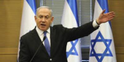 wieder wahlen in israel: bibi bleibt! bibi raus!