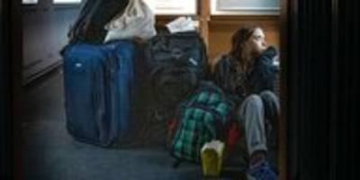 Greta Thunberg fährt Deutsche Bahn: Reisen auf harten Gnubbeln