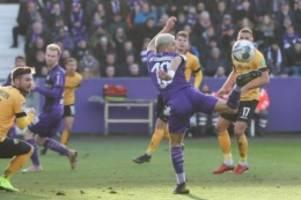 Fußball: Fehlstart für Kauczinski in Dresden: Niederlage in Osnabrück