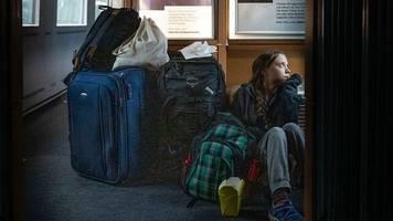 """Klimagipfel: Thunberg reist nach Hause – und berichtet von """"überfüllten deutschen Zügen"""""""