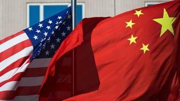 spionageverdacht: bericht: usa wiesen heimlich chinesische botschaftsvertreter aus