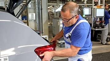 autobau in deutschland auf niedrigstem stand seit 22 jahren