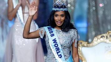 Miss World 2019 gewählt: Toni-Ann Singh gewinnt