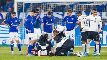 Gacinovic bei Nübel-Foul offenbar nicht schwer verletzt