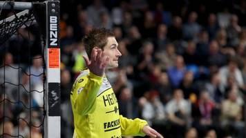 Handball-Bundesliga: Ex-Nationaltorwart Lichtlein stellt Bundesligarekord ein