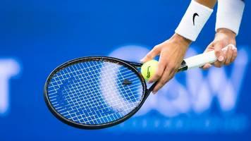 Medien: Deutscher Tennisspieler in Wettskandal involviert
