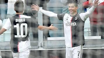 Serie A: Ronaldo führt Juventus zum Sieg gegen Udinese Calcio