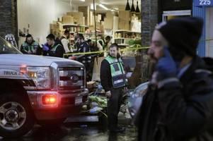 festnahme nach angriff auf jüdischen laden mit fünf toten
