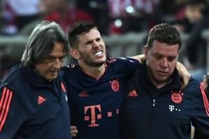 Hernández fehlt dem FC Bayern auch zum Rückrundenstart