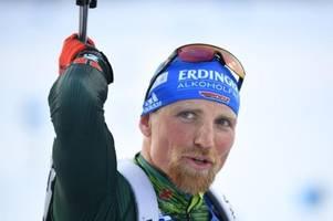 wechsel in der deutschen biathlon-staffel