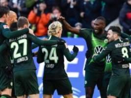 Bundesliga: Wolfsburg schockt Gladbach in der Nachspielzeit