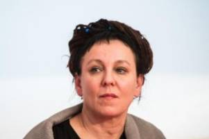 literaturnobelpreis: olga tokarczuk lauscht dem gesang der fledermäuse