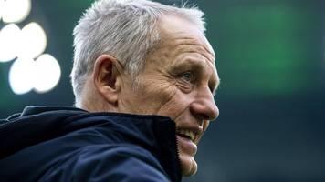 freiburg-coach: streich freut sich auf oberliga-bekanntschaft flick