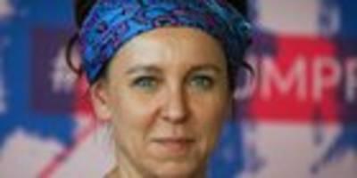literaturnobelpreis 2018 für  olga tokarczuk