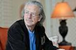 biografie von malte herwig - nobelpreisträger peter handke: dämonen haben seine geburt begleitet