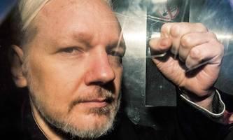 assange: un-sonderberichterstatter wirft london rechtsbruch vor