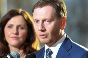 sachsen-koalition bestätigt kretschmer als ministerpräsident