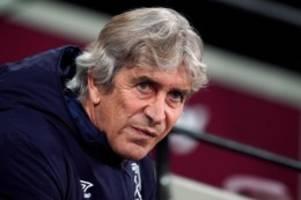 premier league: west ham united trennt sich von trainer pellegrini