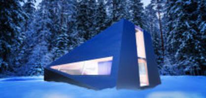futuristischer unterstand: tesla cybertruck bekommt eine eigene garage