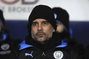 premier league: man-city-coach guardiola glaubt nicht mehr an den titel