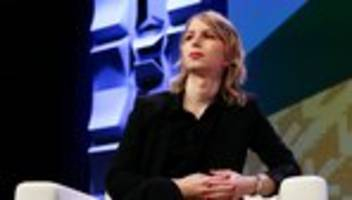 un-sonderberichterstatter: chelsea manning laut un von folter betroffen