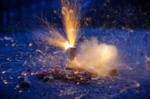 kriminalität: verletzter durch explosion an silvester