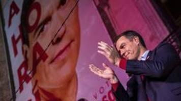 spanien: katalanen machen weg für sanchez frei