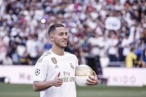 real madrid ohne hazard beim spanischen supercup