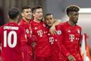 nicht nur coutinho - vier bayern-stars müssen sich in der rückrunde steigern