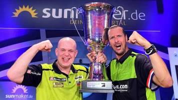 pascal hens: handballer gewinnt die promi-darts-wm 2020