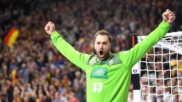 handball-keeper wolff versteht ter stegens schwierige lage