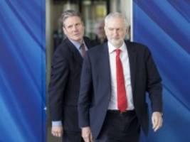 labour-vorsitz: doch wieder ein londoner