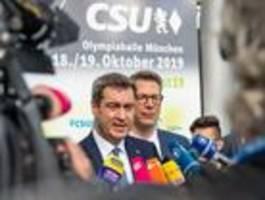 csu-spitze will muslimischen bürgermeisterkandidaten umstimmen