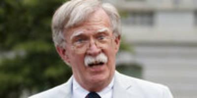 amtsenthebungsverfahren gegen trump: ex-berater bolton zu aussage bereit