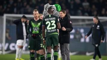 saisonziel europa league - ehrgeizige ziele in wolfsburg: wieder nach europa