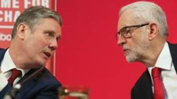 großbritannien: labour eröffnet rennen um corbyn-nachfolge