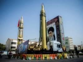 krise im nahen osten: irans angriff könnte die lage beruhigen