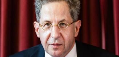 maaßen will sich für amt als ministerpräsident nicht aufdrängen