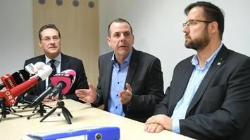 Österreich: zwei fpÖ-generalsekretäre zurückgetreten