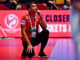 Blackout oder ein Spaß?: Bundestrainer fragt Handballer, wie er heißt
