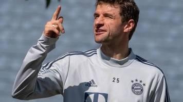 FC Bayern München: Müller geht unter Flick gestärkt in Rückrunde