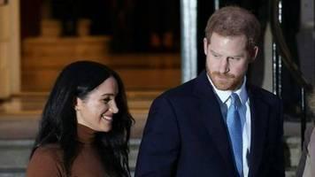 Prinz Harry und Herzogin Meghan: Verweigert die Queen ihren Wunsch?