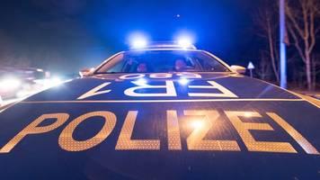 polizei stoppt flüchtende einbrecher auf der stadtautobahn