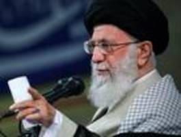 politischer gau für die mullahs