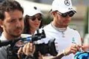 f1-star will nicht tatenlos zusehen - australien-feuer: lewis hamilton spendet eine halbe million dollar