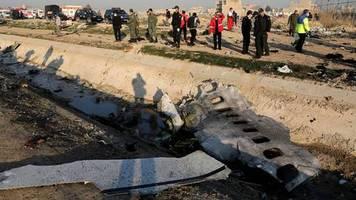 Krise in Nahost: 176 Menschen starben: Iran gibt unbeabsichtigten Flugzeugabschuss zu