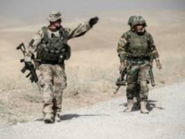 Militär: Welche westlichen Truppen im Irak stationiert sind
